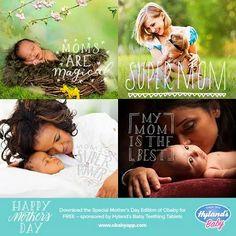 SavingSaidSimply: Celebrate Mom with Hyland's Baby & Obaby + FREE App through 5/14 #ObabyHylands #sponsored