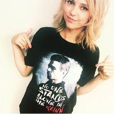 #TO The Originals  Riley Voelkel(Freya)