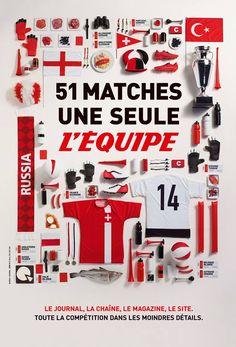 #lequipe #Euro2016 #DDB° Paris #jetudielacom