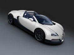 Bugatti Veyron Grand Sport 2011 stylesauto