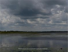 A stormy day on the Upper Myakka Lake - Myakka River State Park in Sarasota. #Florida #nature