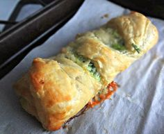 The Cooking Actress~Spinach & Brie Puff Pastries via Baking and Cooking, A Tale of Two Loves onto Favorite Recipes