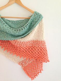 "Big Island Wrapper by Little Church Knits - Welcome back to ""Free Pattern Friday"", a fresh new free pattern every week!"