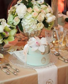 Tabletop inspiration from Debi Lilly of A Perfect Event