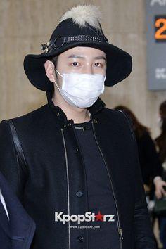 Jang Keun Suk @ airport fashion