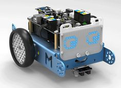 mBot: $49 educational robot for each kid by Makeblock — Kickstarter Educational Robots, Learn Programming, Robots For Kids, Machine Quilting, Arduino, Technology, Learning, Toys, Projects