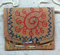 wish upon a paintbrush 2nd grade wodaabe mirror pouches