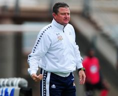 Wits University coach Gavin Hunt will be joining Thomas Mlambo and Minnie Dlamini in the studio to talk about his plans for the season Chef Jackets, University, Seasons, How To Plan, Studio, Fashion, Moda, Study, Fashion Styles