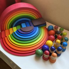 I am very happy that the products in my store are liked by many customers. In the days to come, I will use a more sincere working attitude to satisfy every customer. The following four pictures are the real review photos of our shop customers. If you are interested, come to our shop .🥰🥰🥰 Wooden Toy Shop, Wooden Pegs, Wooden Blocks, Wooden Rainbow, Wooden Buildings, Toys Shop, You Are Beautiful, Types Of Wood, Valentine Gifts