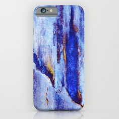 Let Go / Blue iPhone & iPod Case