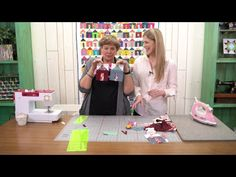 REPLAY: Create a Tiny House Quilt Block with Jenny and Misty from Missou...