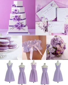 405 Best Lilacs And Lavender Wedding Inspirations Images On