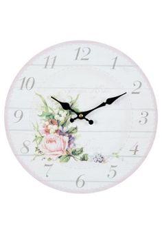 Reloj de pared - blanco