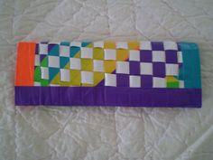 Duct Tape Bill Fold