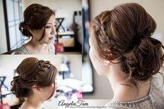 ORANGE COUNTY ASIAN MAKEUP ARTIST | KELLY ENGAGEMENT MAKEUP SESSION | ANGELA TAM >> WEDDING MAKEUP AND HAIR TEAM