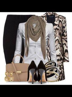 Business wear