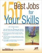 150 Best Jobs for Your Skills- Book available online from the Miller Nichols Library