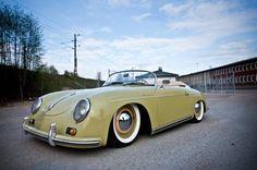 Porsche 356 outlaw dropped