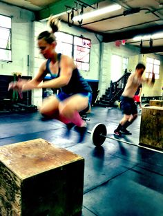 """Tuesday I-S-C Intensity w/ Partner 10 Lateral Jumps over partner 20 Air Squats 100m Plate Sprint w/25# plate (relay, each athlete runs) 20 Air Squats 6min AMRAP  Strength Pause Front Squat 3-3-3-3-3  Conditioning """"Boa Constrictor"""" 3 Pwr Clean 115/80# RX+155/105# 3 FR Lunges115/80# RX+155/105# 3 Box Jumps 24""""/20"""" RX+30""""/24"""" 3min AMRAP Rest 2mins 4 Pwr Clean 115/80# RX+155/105# 4 FR Lunges 115/80# RX+155/105# 4 Box Jumps 24""""/20"""" RX+30""""/24"""" 4min AMRAP Rest 2mins 5 Pwr Clean 115/80# RX+155/105#…"""