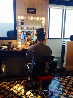Testando cartola e penteados para apresentação - Studio Paola Gavazzi