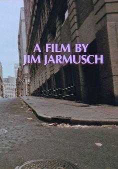 movies by Jim Jarmusch
