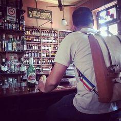 #Annoni #AnnoniBags #BuenosAires #Mercedes #Argentina #LaViejaEsquina #EstelaArtois #BackPack #travelbag #lifestyle