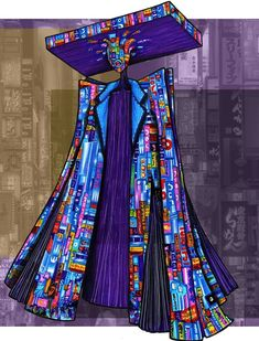 Fashion Illustration Collage, Fashion Illustration Dresses, Fashion Fabric, Fashion Art, Fashion Models, Drag Queen Outfits, Arte Do Kawaii, Dress Drawing, Dress Sketches