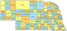FamilySearch Wiki Nebraska #genealogy