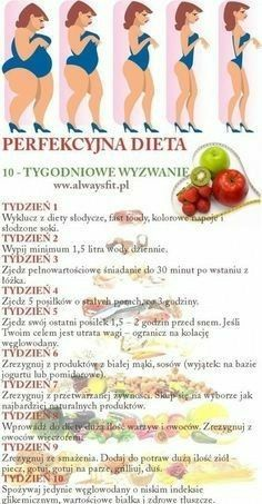 Sport i fitness na Stylowi. Easy Weight Loss, Lose Weight, Health Diet, Health Fitness, Cat Health, Ga In, Wellness, Healthy Tips, Health And Beauty