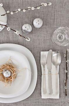 15 идей декора пасхального стола