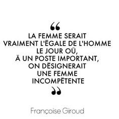 Uncover the perfect feminist quotes that can change your life … Empowering Women Quotes, Women Empowerment Quotes, Strong Women Quotes, Girl Power Quotes, Girl Quotes, Woman Quotes, Mantra, Favorite Quotes, Best Quotes