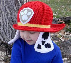 gorro de croche da patrulha pata - Pesquisa Google Sombreros De Ganchillo aaaff1c5988