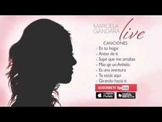 1 hora de música con Marcela Gandara - [Audio Oficial] - YouTube