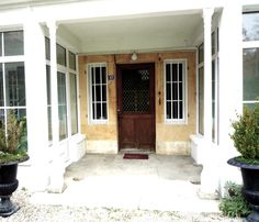 House Thielle-Wavre Switzerland, Garage Doors, Houses, Outdoor Decor, Home Decor, Homes, Decoration Home, Room Decor, House