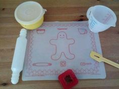oh yes. i remember having this baking play set