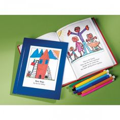 Discovery Send Away Storybook Publisher (great for school age)