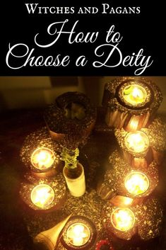 How do I choose a Deity? What should I bear in mind? Do I just choose a Deity out of a book, or is it something more complicated than that? Find the answers to all these questions in the 'How to Choose a Deity' post by Siobhan Johnson.