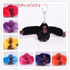 Top Selling Children's Kids Toys Cute Mini Monkey Plush Toys Bags Purse Pendant Keychain Colorful Monkey Toy Key Chain #>=#>=#>=#>=#> Click on the pin to check out discount price, color, size, shipping, etc. Save and like it!