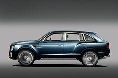Bentley EXP 9 F, 2012