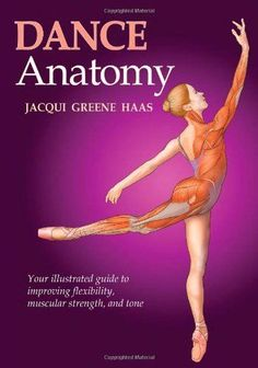 Dance Anatomy (Sports Anatomy). This looks like it could be a cool book