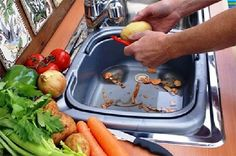A Removable and Portable Kitchen Sink