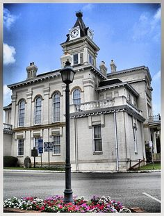 Adair County Courthouse, Columbia, KY.