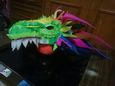 amazing dragon 🐉 hecho por mi hermano... FuGuSu