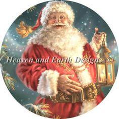 Santa Claus - Cross Stitch Patterns & Kits (Page 11) - 123Stitch.com