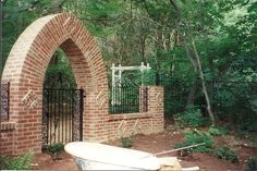 Fancy Iron and Brick by: Village Craft