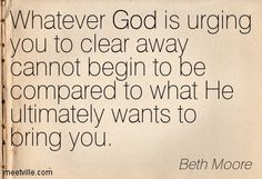 beth moore quote for Jenn