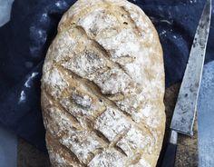 Nem opskrift på brød med havregryn