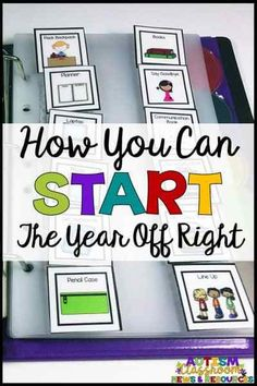 Don't stress! Start