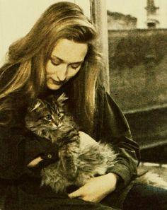 Meryl & kitty
