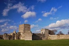 Mary Ann Bernal: The Wizard of Notts recommends: Portchester Castle